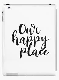 printable quotes in black and white kitchen decor printable quote our happy place printable kitchen wall