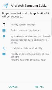 service apk airwatch samsung elm service android apps on play