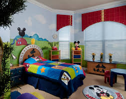 mickey mouse clubhouse bedroom terrific mickey mouse clubhouse room in a box decorating ideas