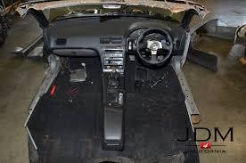 nissan silvia interior jdm nissan silvia s13 rhd front clip with sr20det jdm of california