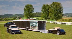 luxury trucks horse trailers utility trailers car trailers featherlite