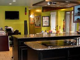 yellow and green kitchen ideas 87 most showy kitchen ideas green walls interior design brown