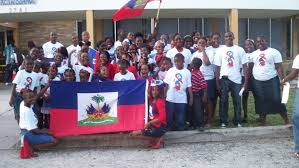 Haitian Flag Day Photo Gallery Renaissance Evangelical Baptist Tabernacle