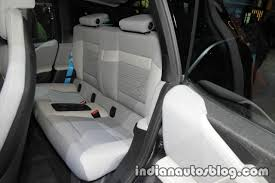 2018 bmw i3s rear seat at iaa 2017 indian autos blog