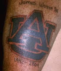 photos sec football fans u0026 team tattoos saturday down south