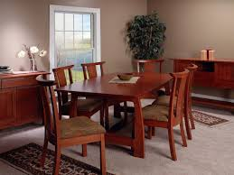 Craftsman Style Dining Room Furniture by Arts U0026 Crafts Style In Amish Furniture Countryside Amish Furniture