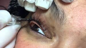 eyeliner tattoo images permanent eyeliner lash line enhance tattoo ninamarie victory li
