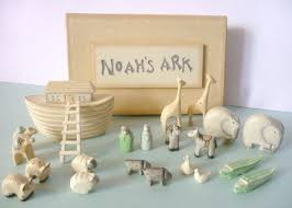 Delivered Gifts East Of India Little Noah U0027s Ark Gift Set In Box Delivered Gifts