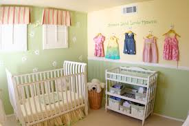 crib and changing table combo in nursery traditional with