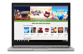 google bringing android apps chromebooks wsj