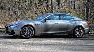 maserati luxury 2015 maserati ghibli s q4 pushes italian prestige and price