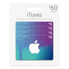 15 gift cards 15 itunes gift card 4 pk bj s wholesale club