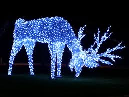 lawn reindeer with lights fashionable design lighted christmas deer yard hanging outdoor lawn