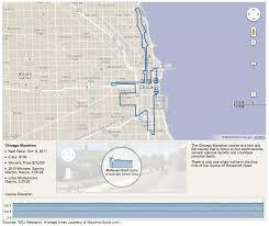 Nyc Marathon Map New York City San Francisco Boston Chicago Marathon Guide