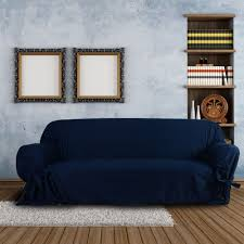 Cotton Sofa Slipcovers by Compare Prices On Blue Slipcovers Online Shopping Buy Low Price