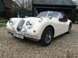 jaguar xk120 replica by aristocat
