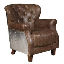 Most Comfortable Chair And Ottoman Design Ideas Chairs French Vintage Overstuffed Leather Club Chairs Jean Marc