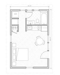 Bedroom Plans One Bedroom Cottage Plans