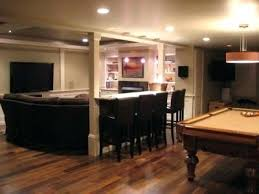 Ideas For Small Basement Man Cave Ideas For Unfinished Basement Man Cave Ideas For Small
