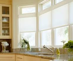 kitchen window blinds ideas kitchen window treatment ideas inspiration blinds shades