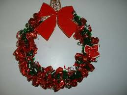 candy wreath lollipops candy gifts candy wreath