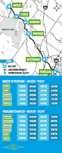 Portland Bus Map by Rtp Lake Region Bus Service From Naples To Portland Schedule