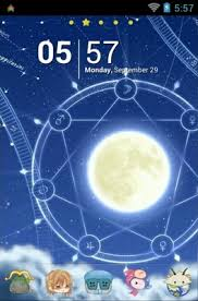zodiac themes for android cartoon android themes page 10 androidlooks com