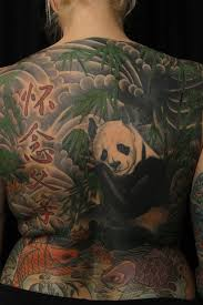 40 dashing panda bear tattoos and their meaning page 4 of 4