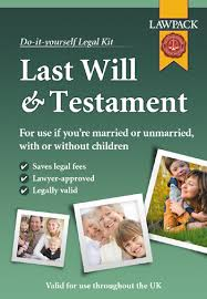 last will and testament diy will template forms u0026 guidance