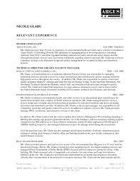 Example Resume For Maintenance Technician Maintenance Supervisor Resume Public Relations Resume Example