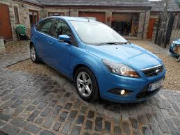 ford focus 1 6 zetec climate tdci 5 door hatch 2009 ford service