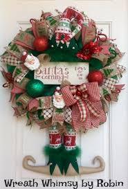 105 best winter wreaths images on winter