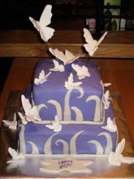white butterflies birthday cake the twisted sifter