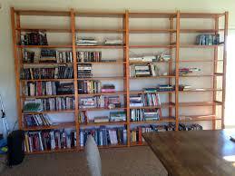 sturdy bookcase for heavy books ikea ivar bookshelves kurobana book blog