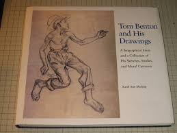 amazon com tom benton and his drawings biographical essay and a