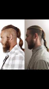 ragnar lothbrok hair been working on the ragnar lothbrok look for quite some time now