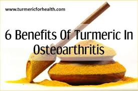 6 benefits of turmeric in osteoarthritis updated