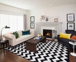 Colored Jute Rugs Decor Astonishing Chevron Rug For Floor Decoration Ideas