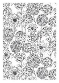 holding flower zentangle lush dress flowers doodle