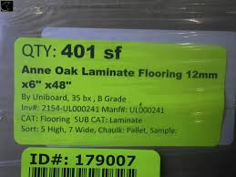 Uniboard Laminate Flooring Absolute Auctions U0026 Realty
