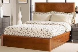 King Size Platform Bed Woodworking Plans by Diy King Size Platform Bed With Drawers Plans Pdf Download