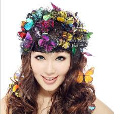 butterfly hair aliexpress buy butterfly hair 6 pieces lot vintage
