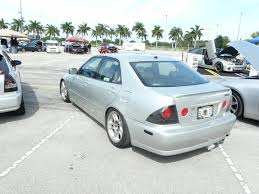 lexus is300 silver lexus is300 silver 3 rides styling
