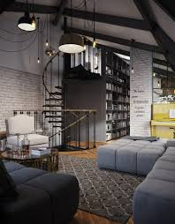 25 living rooms with brick walls home design lover