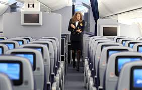 united airlines international carry on united offers flight attendants buyout packages of up to 100 000