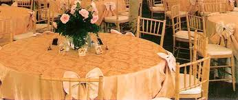 rental of table linens in hawaii