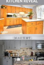 looking for someone to paint my kitchen cabinets our kitchen cabinet makeover kitchen cabinets before and