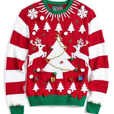 Ugly Christmas Sweater Party Poem - ugly christmas sweater cartoons u2013 happy holidays