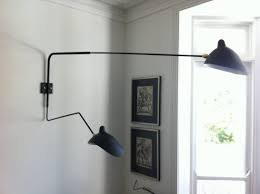 noguchi floor l knock off serge mouille replica arm pendant light all modern sconces ceiling