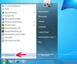 inverting colors in windows 7